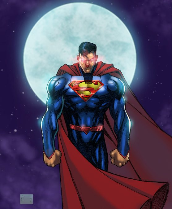 Hall of Heroes – Superman