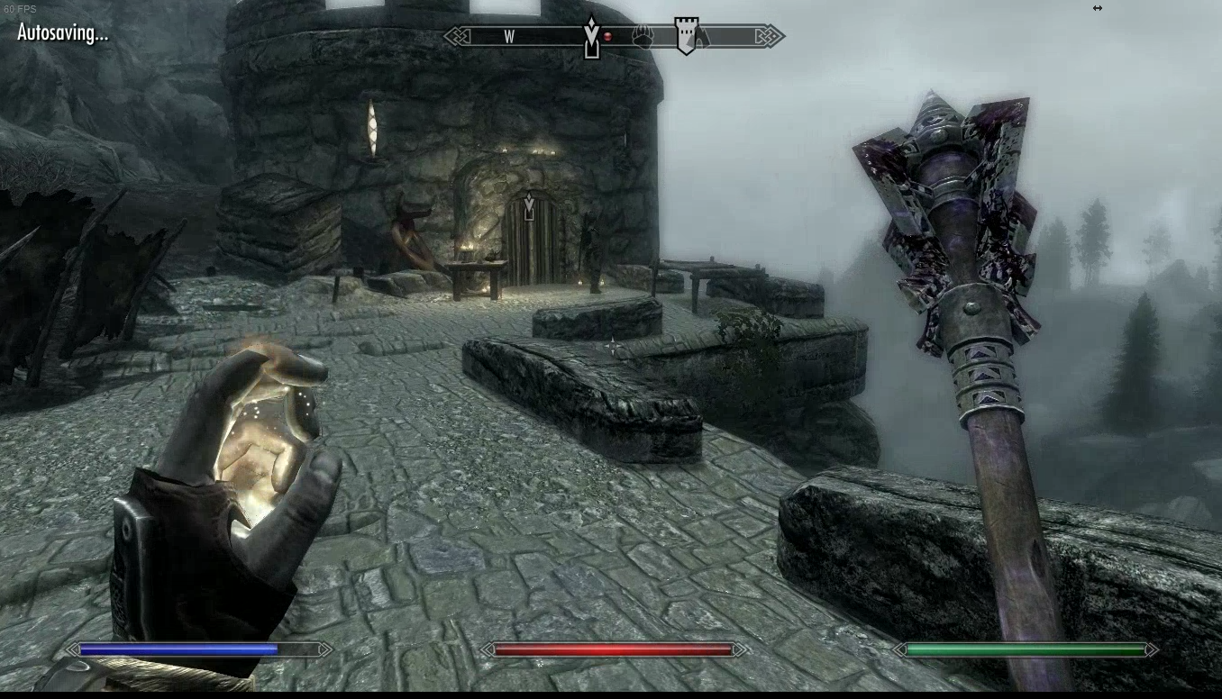 Molag Bal Pic 7 - Fortress Wall Fight