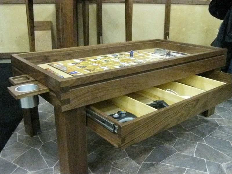 Build a Custom Gaming Table - Gallery - pic 3