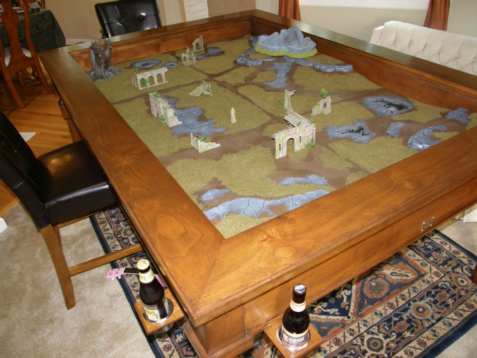 Build a Custom Gaming Table - Gallery - pic 6