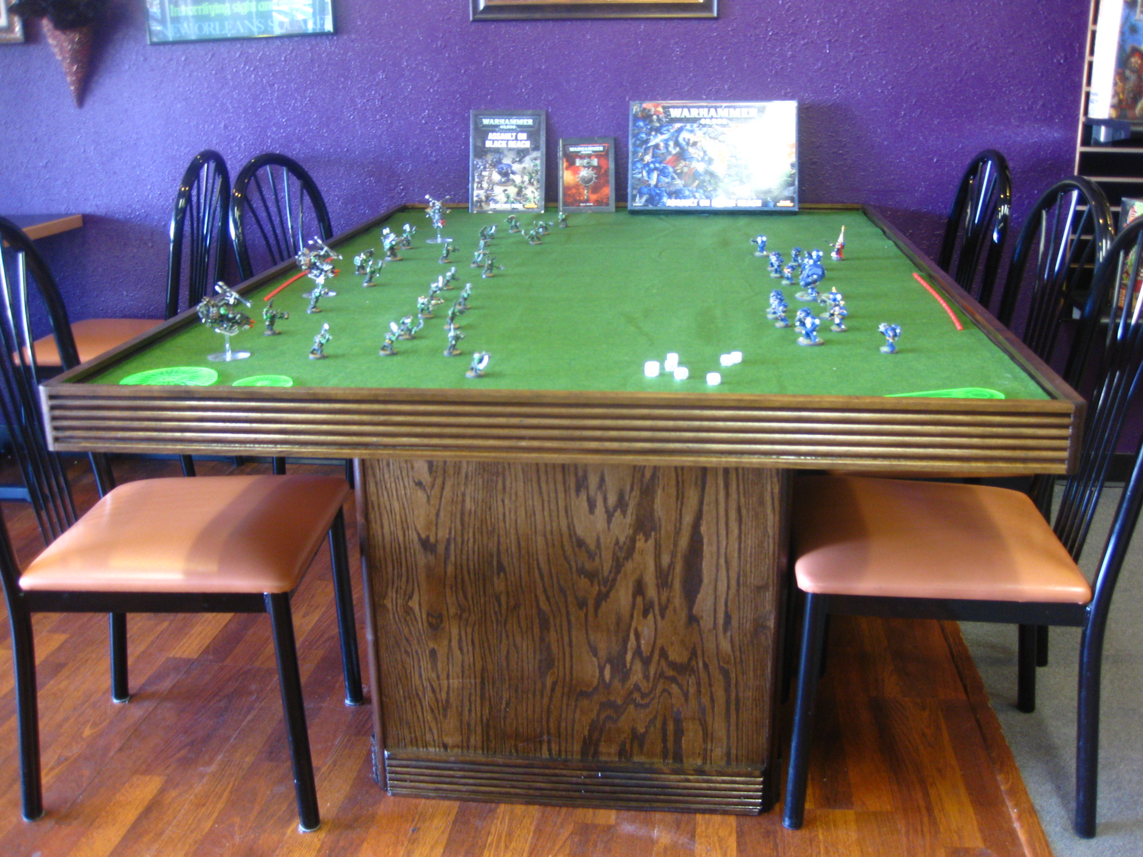 Build a Custom Gaming Table - Gallery - pic 7