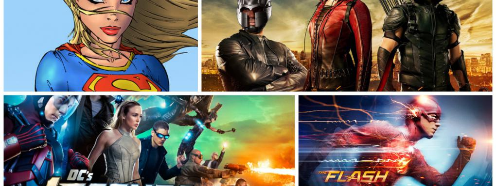CW Will Have Massive Superhero TV Crossover