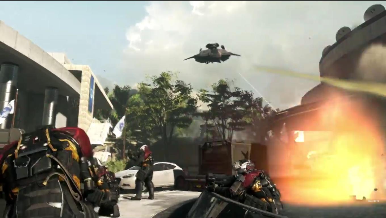 Call Of Duty Infinite Warfare Reveal Trailer Igeekout Net