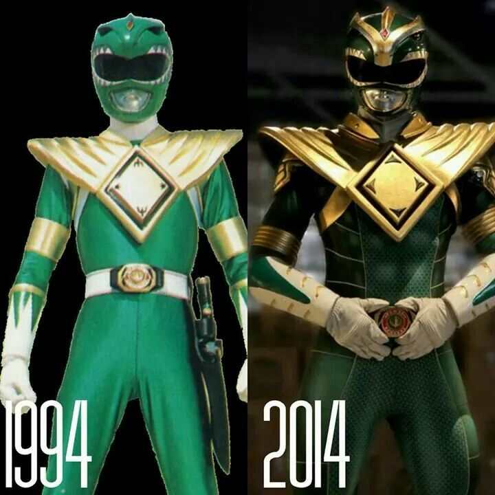 Armor Up! New Power Ranger Suits Revealed | iGeekOut Net