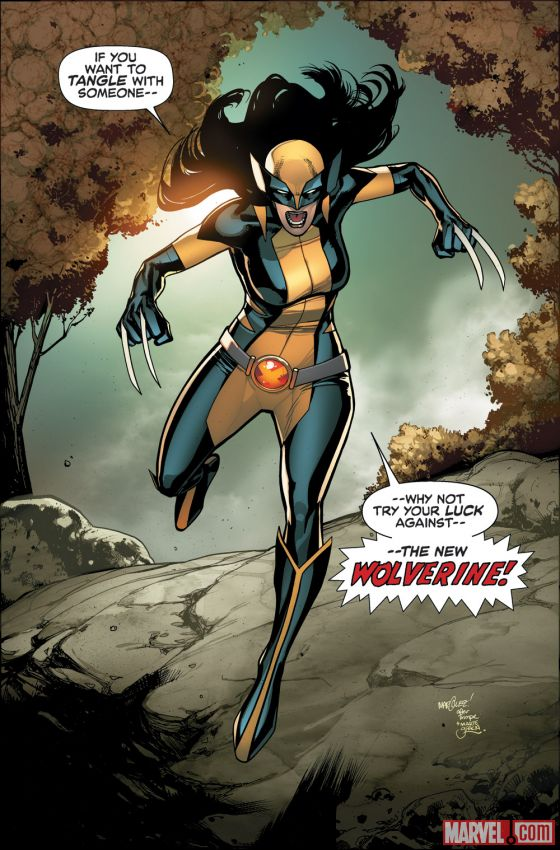 Is Wolverines Daughter Coming to the Big Screen