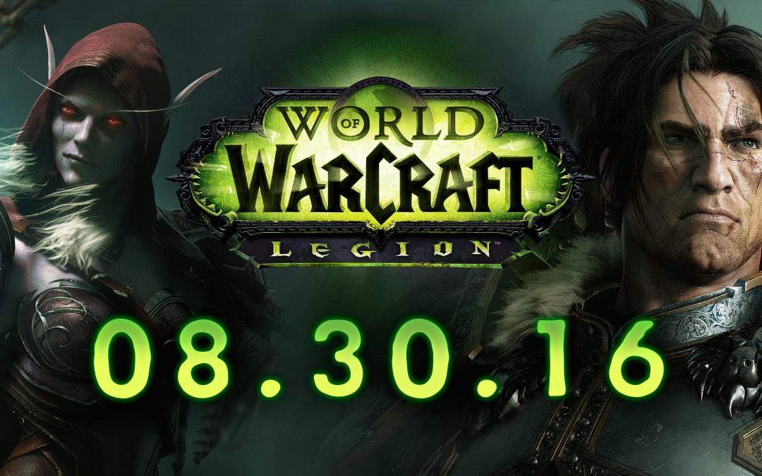 World of Warcraft: Legion Alpha, Thoughts and First Look