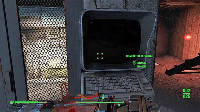 fallout 4 код в подвале