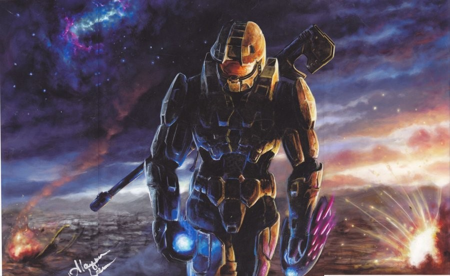 hall of heroes master chief igeekout net