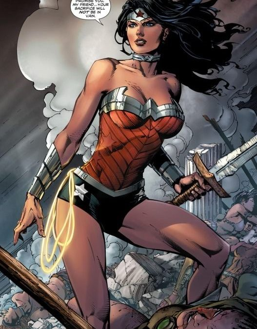 Hall of Heroes – Wonder Woman