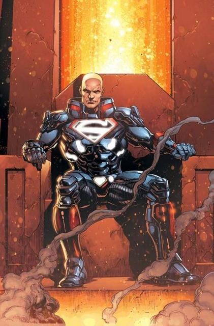 Villains Vault – Lex Luthor