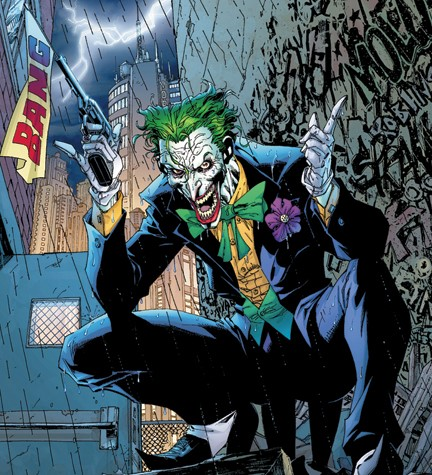 Villains Vault – The Joker