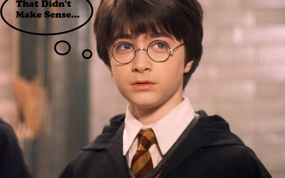 Some Problems with Harry Potter