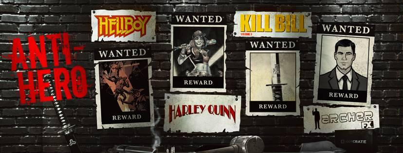 Anti-Hero – Loot Crate Reveal