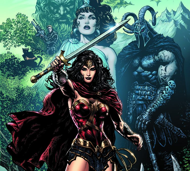 DC Entertainment Signs Artist Liam Sharp