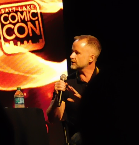 Billy Boyd Panel SLCC16 still 1