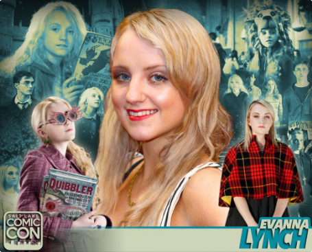 Evanna Lynch Panel SLCC still 1