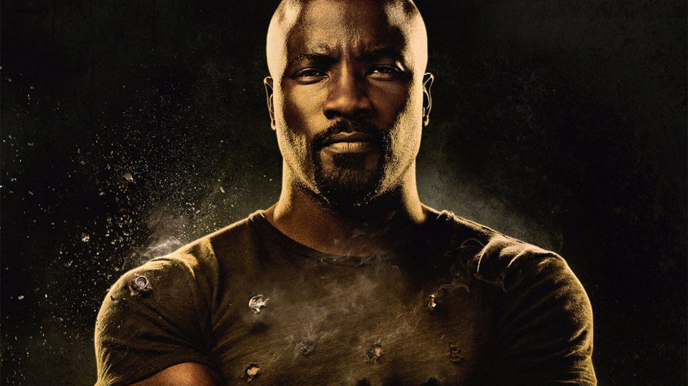 Luke Cage is Coming