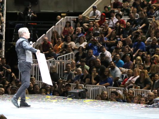 Mark Hamill Panel SLCC16 still 3