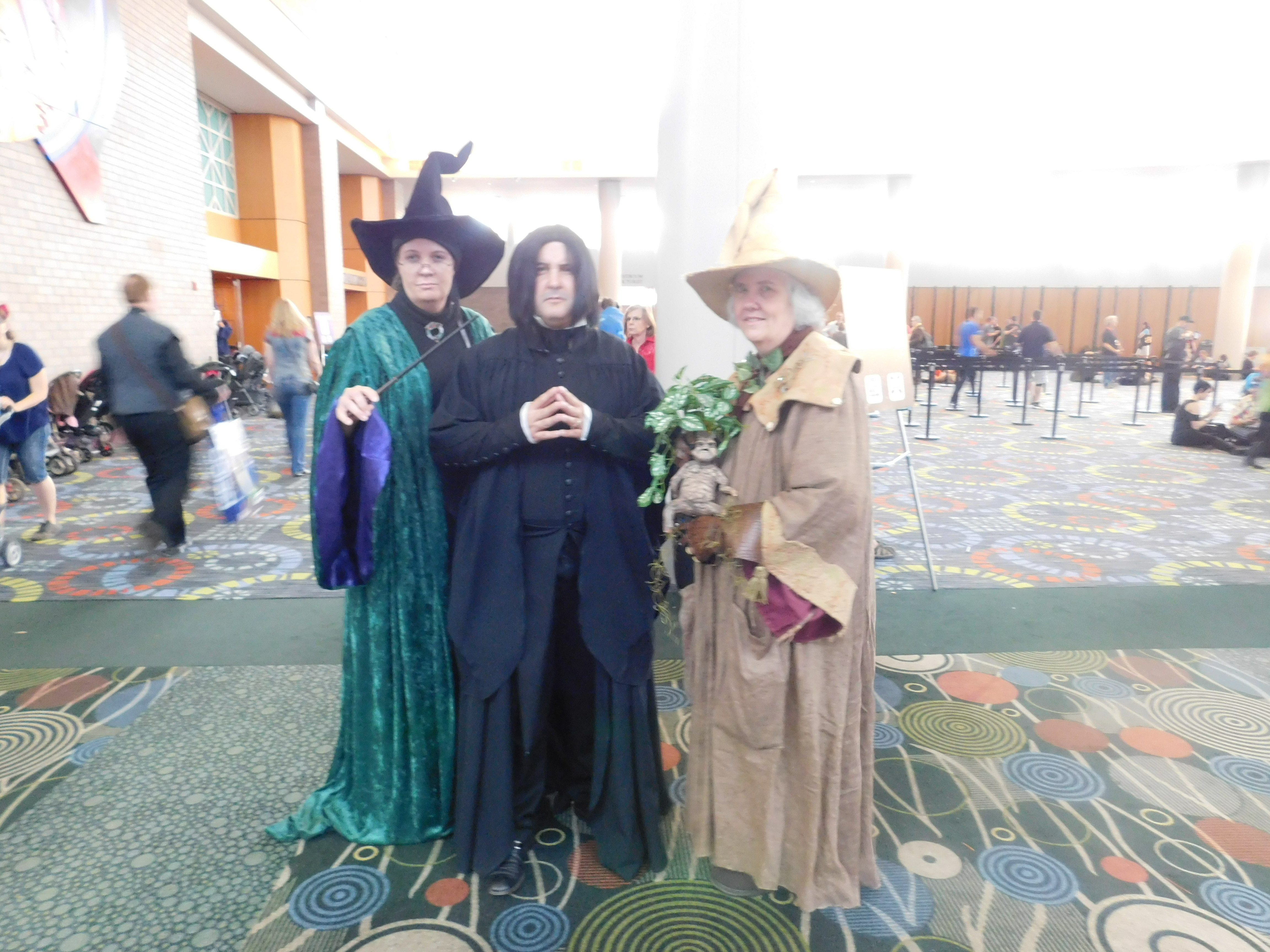 SLCCd3.057 - Profs. McGonagall, Snape, and Sprout