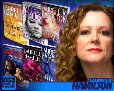 Spotlight on Laurell K. Hamilton SLCC16 Panel still 1