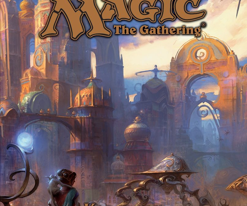 Viz Media Announces the Release of The Art of Magic: The Gathering – Kaladesh