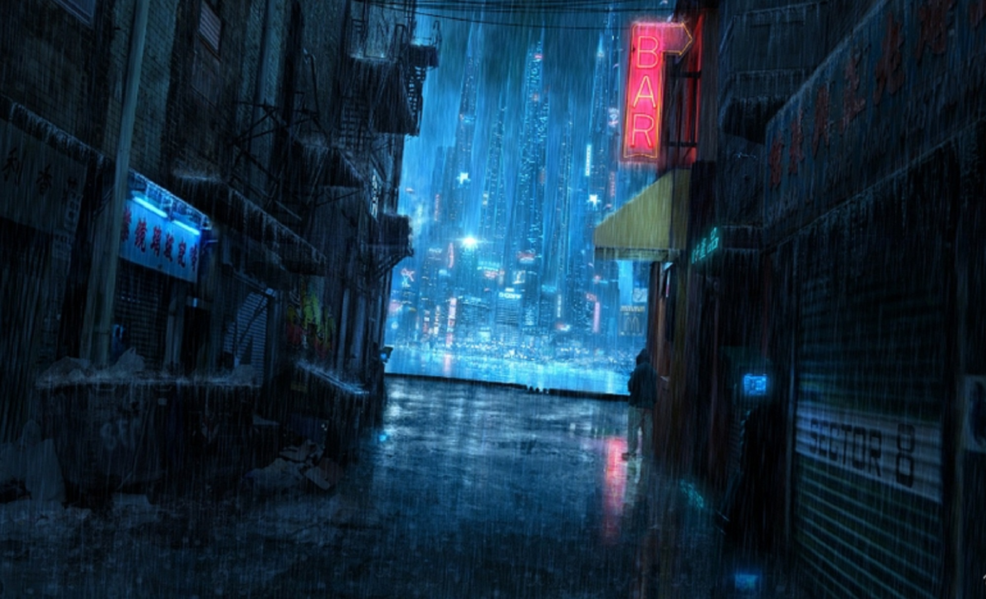 setting the scene in urban fantasy roleplaying games