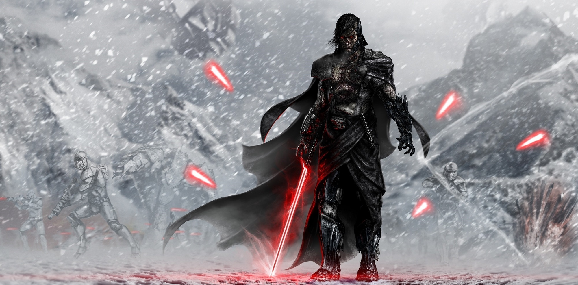 Top 10 Sith Lords In Star Wars Igeekout Net