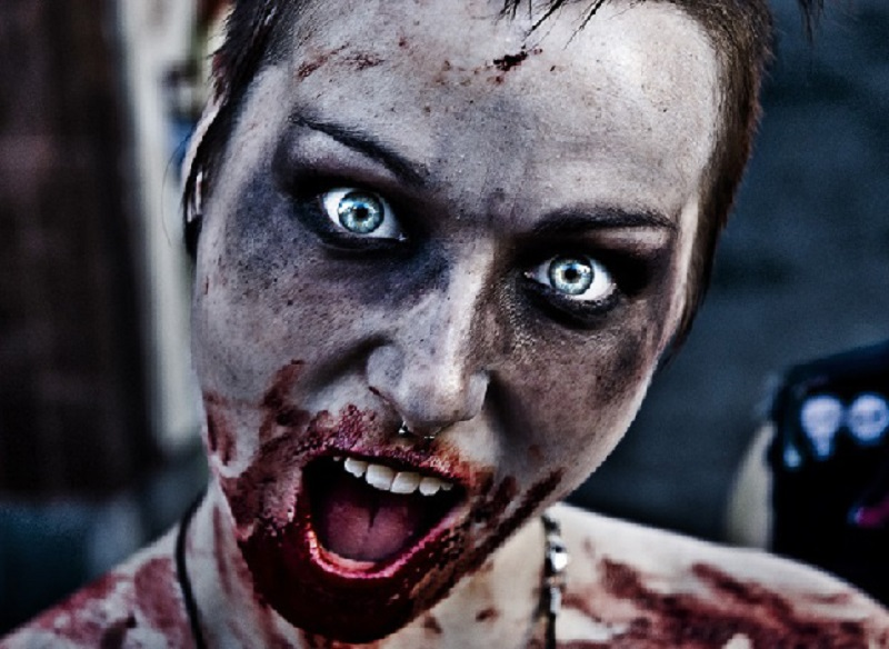 Top Five Zombie Movies – 2016