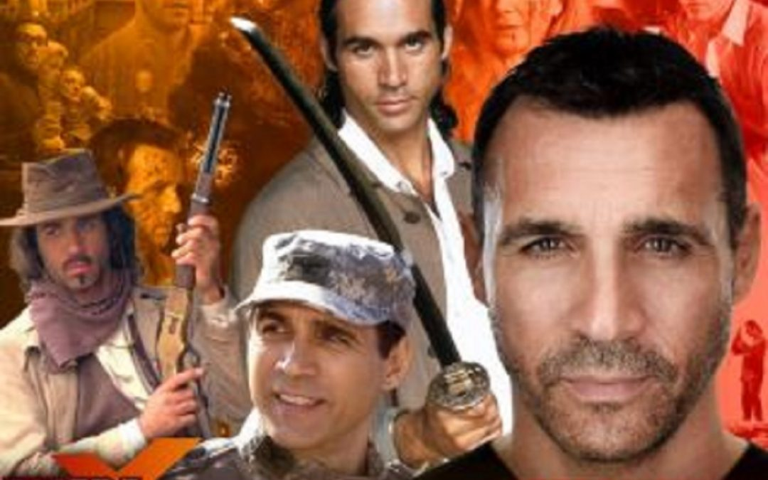 FanX 2017 Celebrity Guests – Adrian Paul