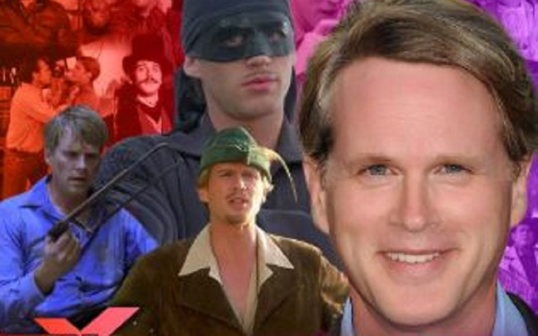 FanX 2017 Celebrity Guests – Cary Elwes