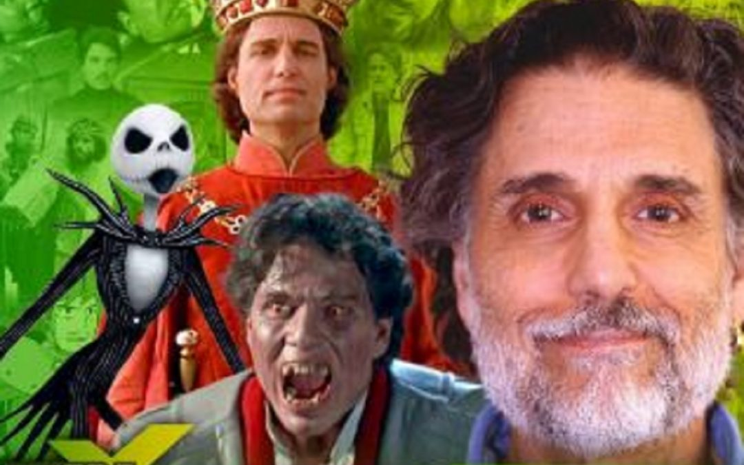 FanX 2017 Celebrity Guests – Chris Sarandon
