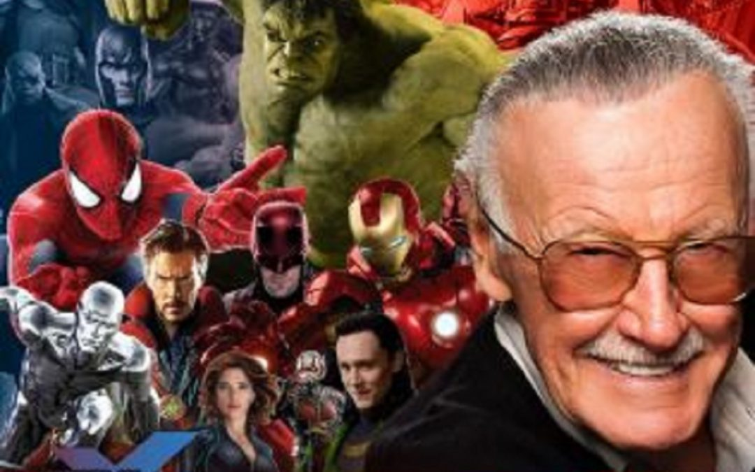 FanX 2017 Celebrity Guests – Stan Lee