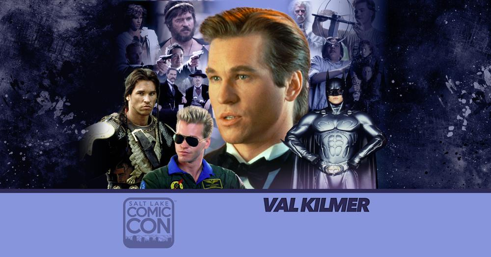 Val Kilmer SLCC2017 Guest