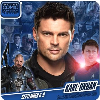 FanX 2018 Guest Announcement: Karl Urban