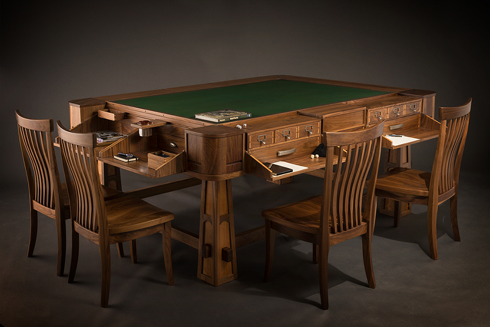 Build a Custom Gaming Table - Gallery - pic 1