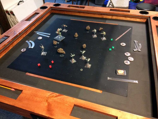 Build A Custom Gaming Table   Gallery   Pic 9