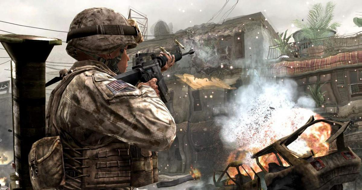 Call Of Duty 4 Modern Warfare Remastered Igeekoutnet