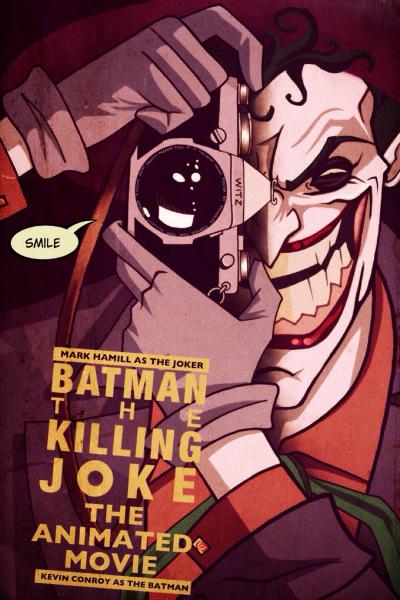 Batman: The Killing Joke – Animated Movie