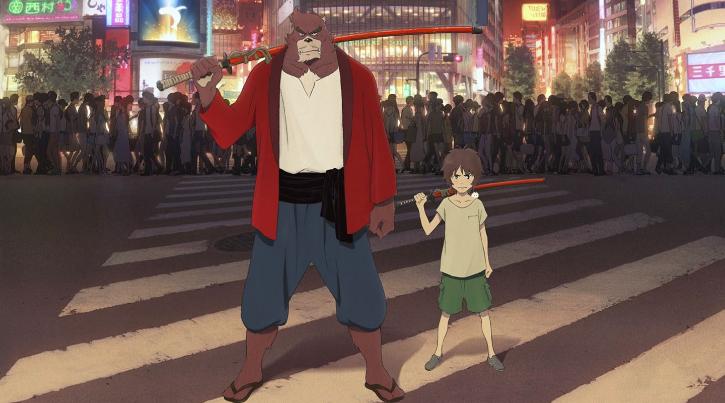 The Boy And The Beast Review Igeekout Net