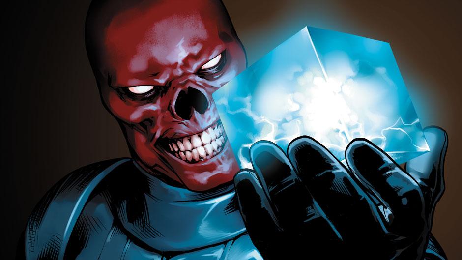 Villains Vault – Red Skull