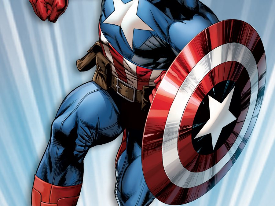 Hall of Heroes – Captain America
