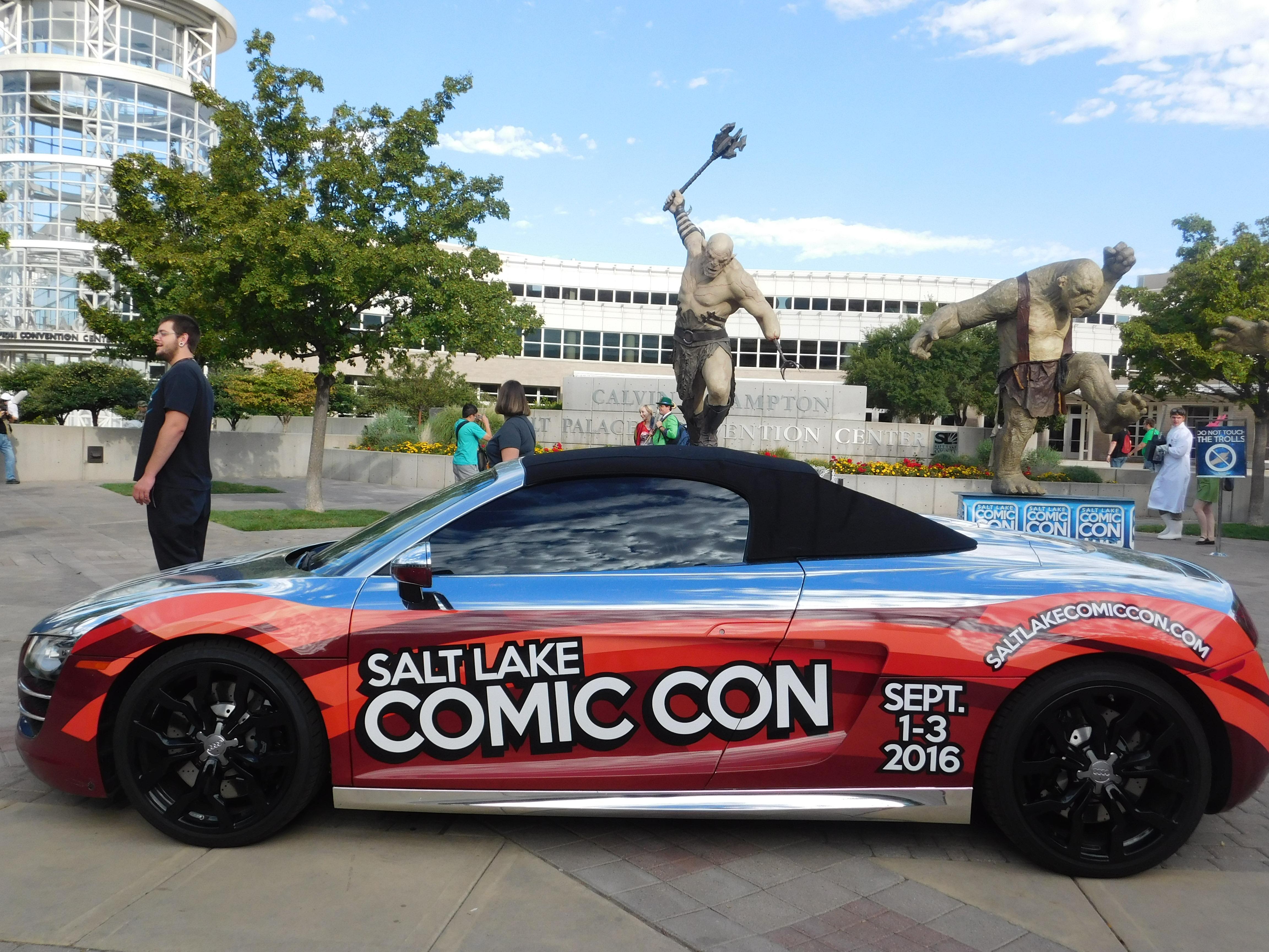 SLCC Car