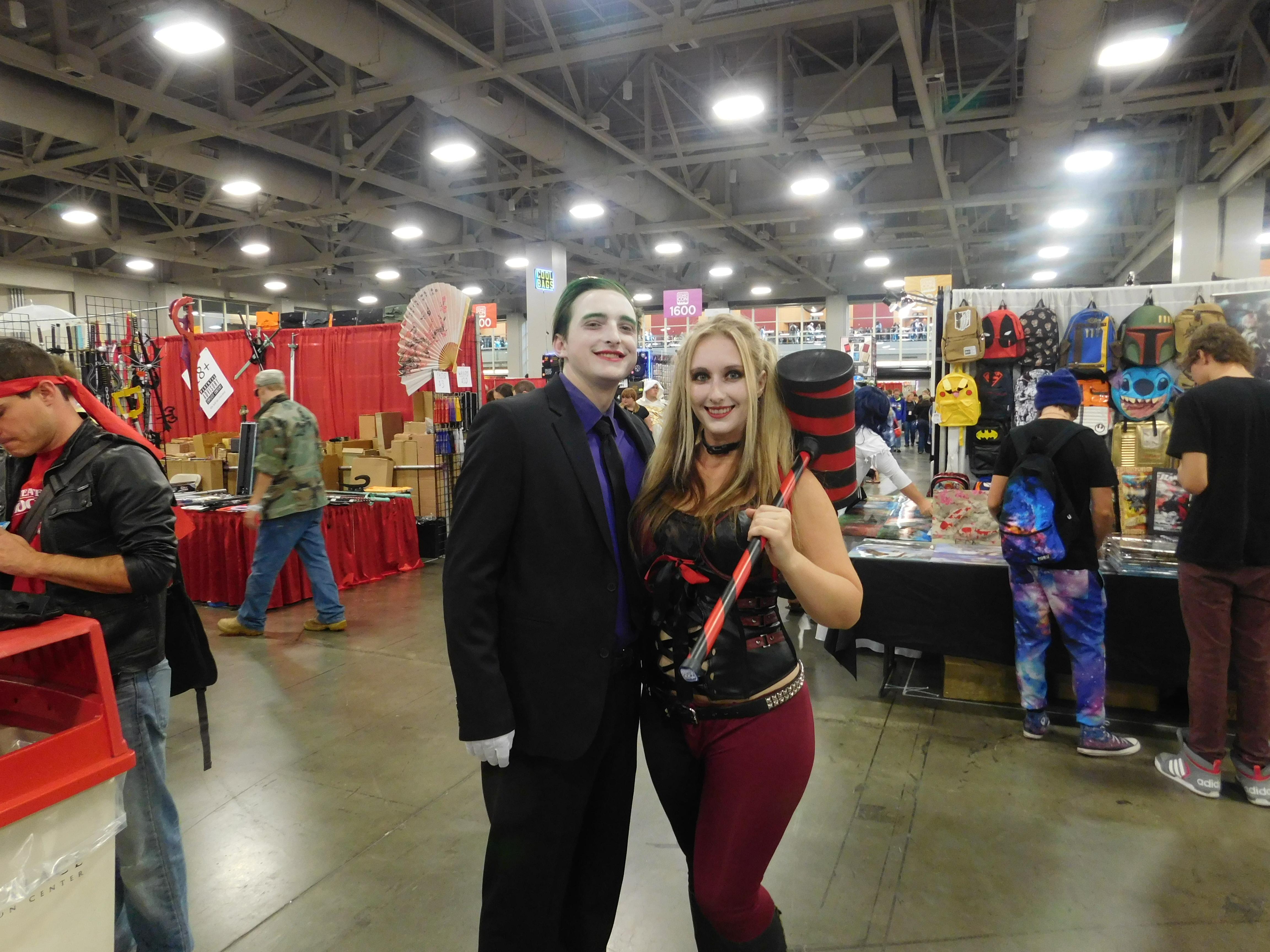 SLCCd2.012 - Joker and Harley make an appearance.