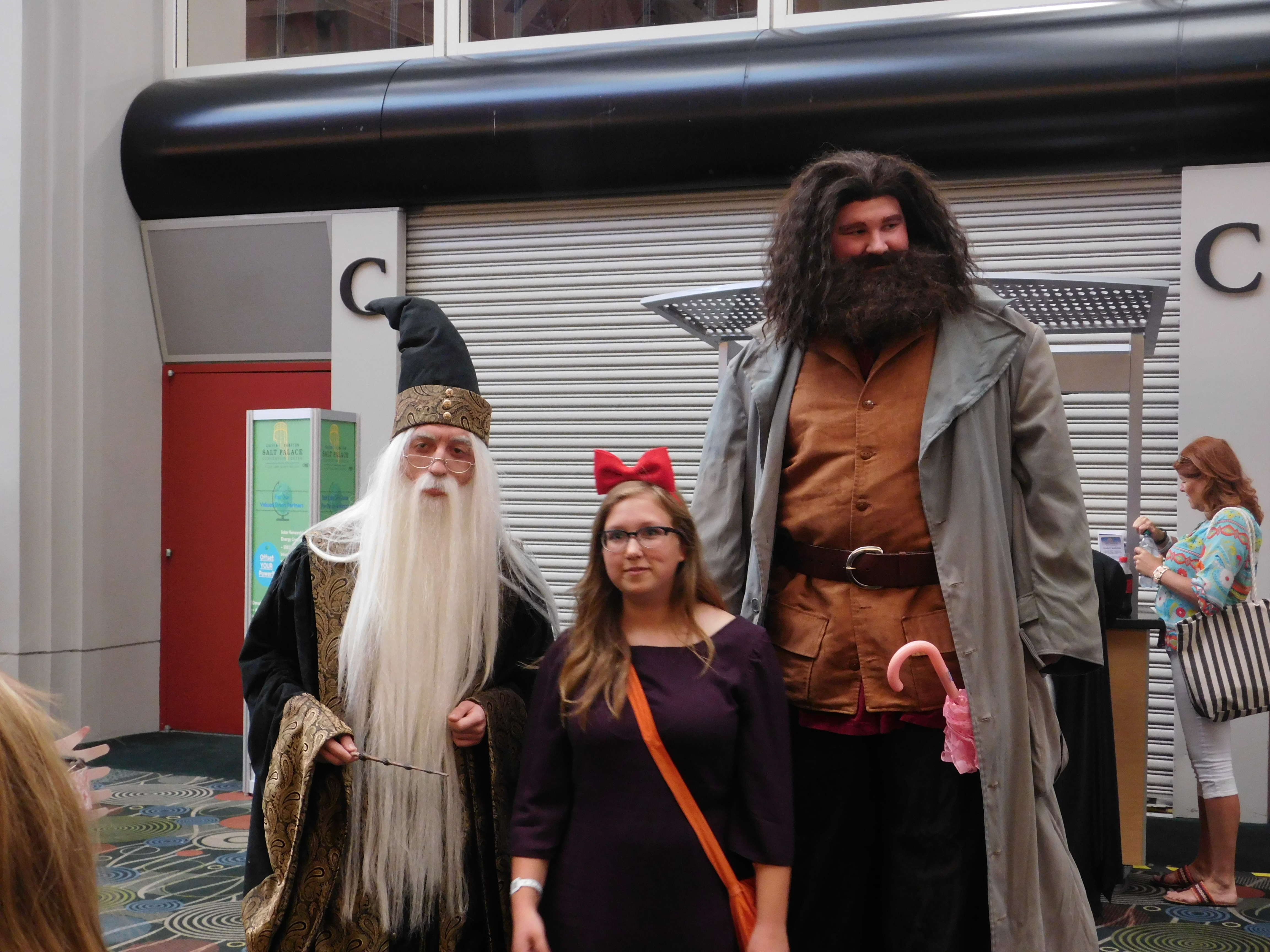 SLCCd2.021 - Dumbledor and Hagrid