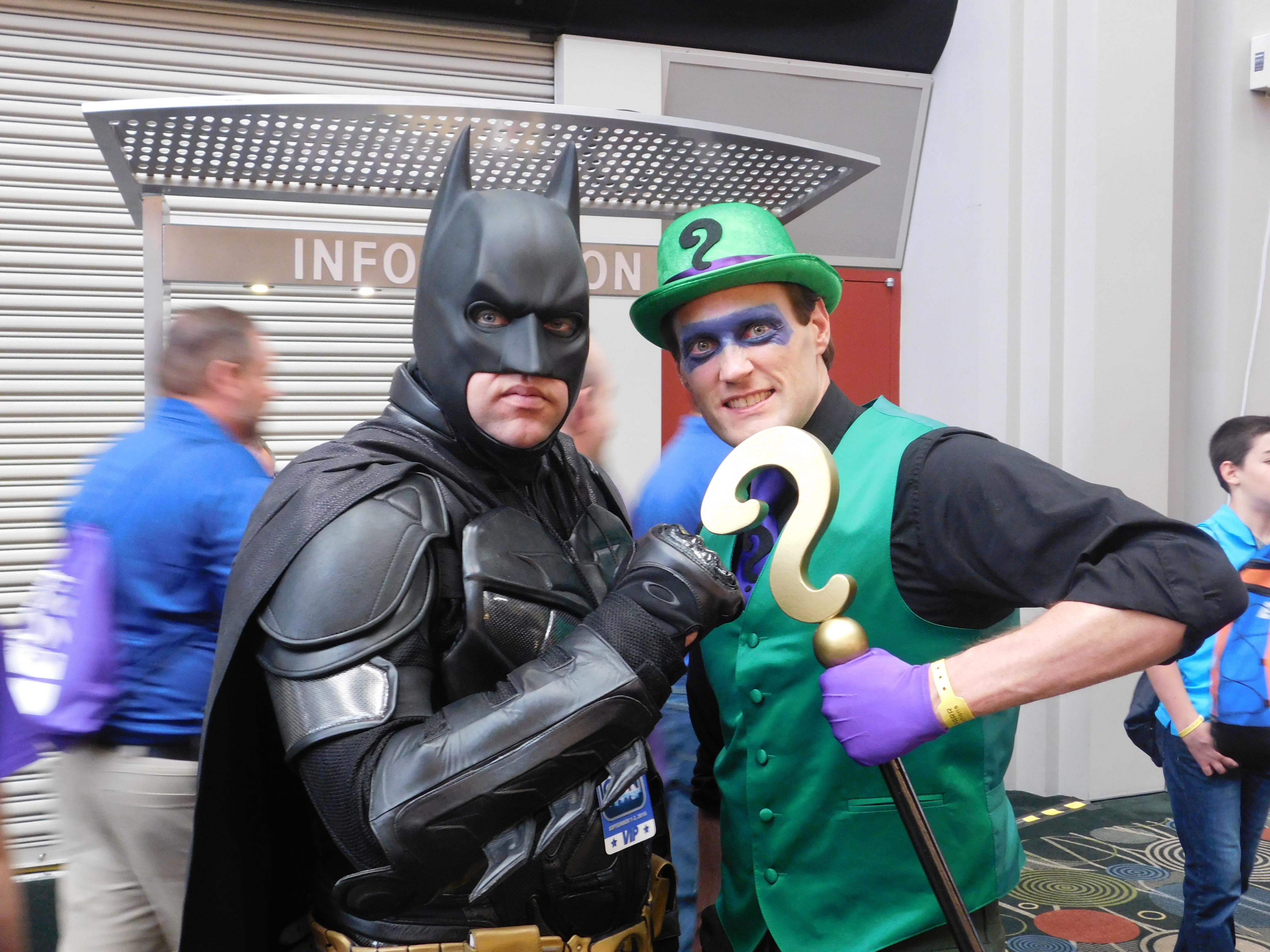 SLCCd2.028 - Batman vs. Riddler