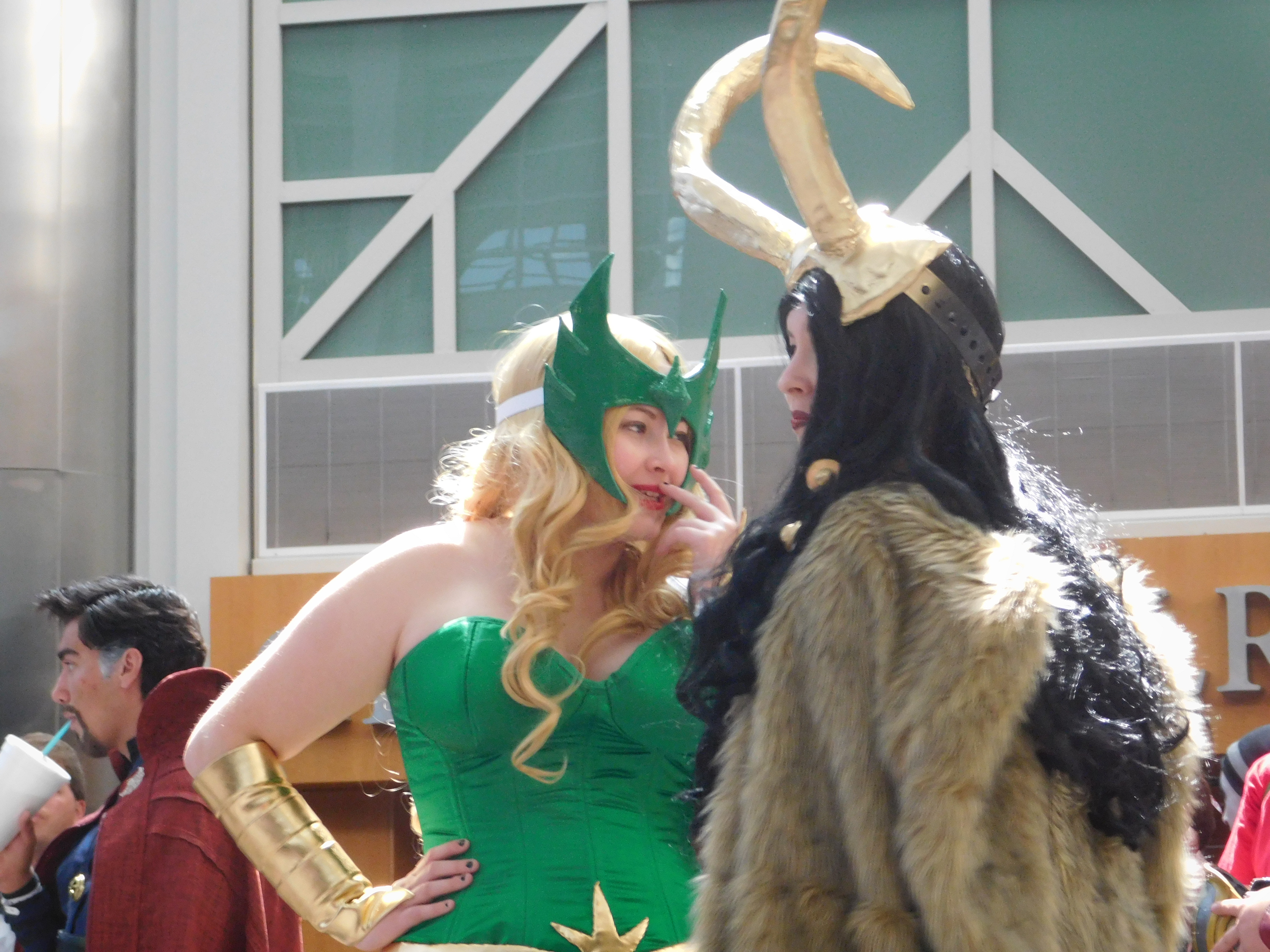 SLCCd2.031 - What kind of mischief are Loki and the Enchantress getting up to