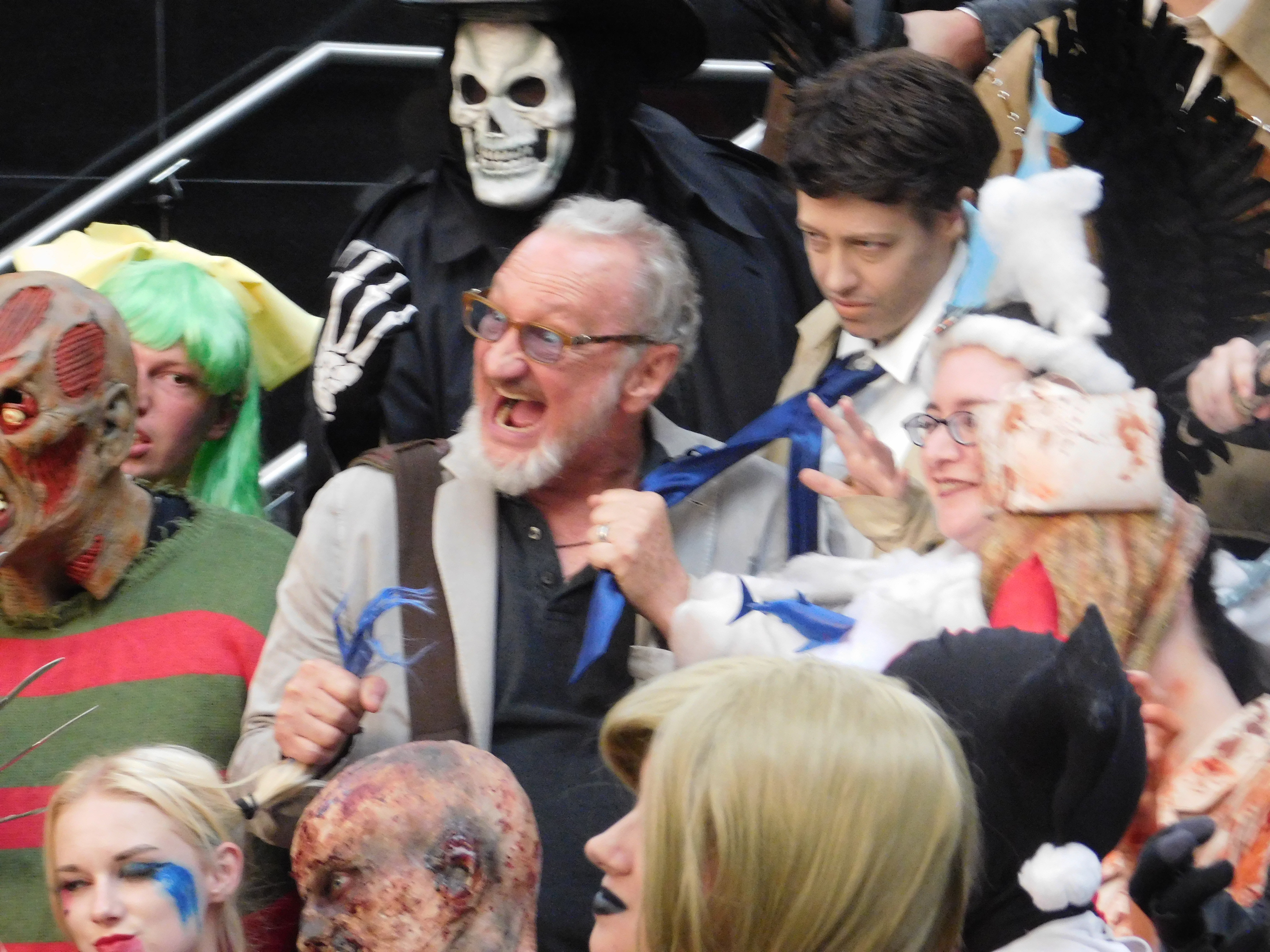 SLCCd2.059 - Robert Englund joining in on the fun.