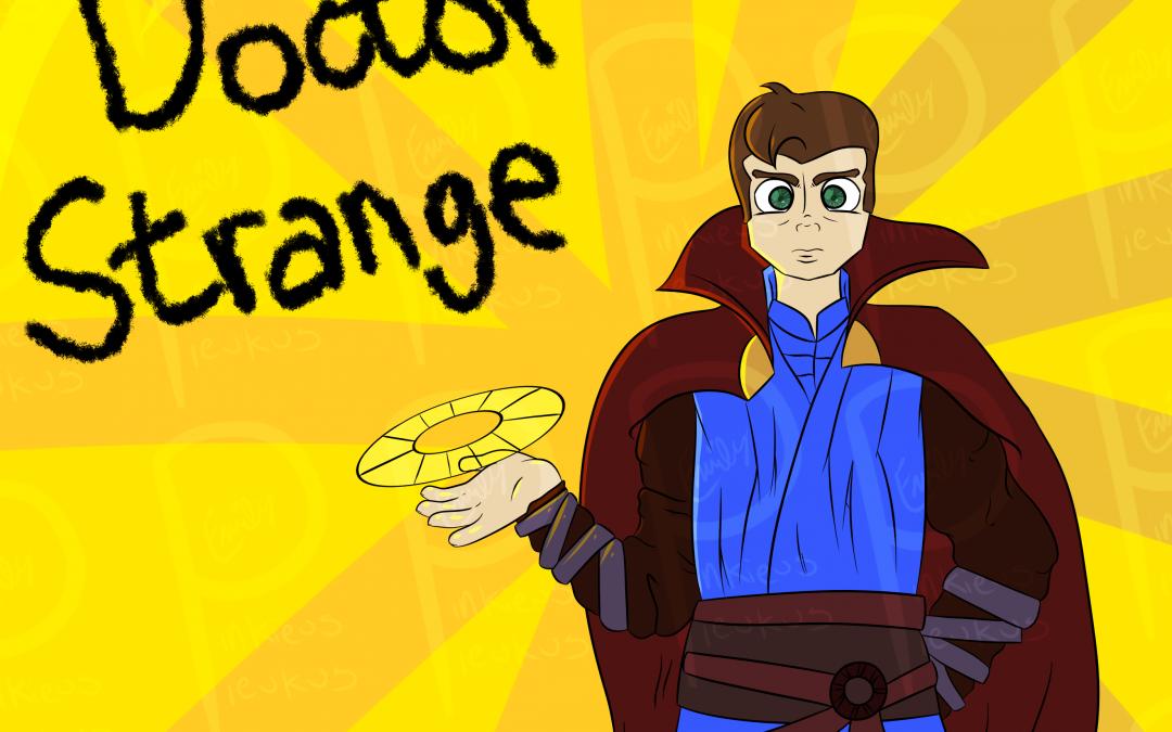Meet Doctor Strange