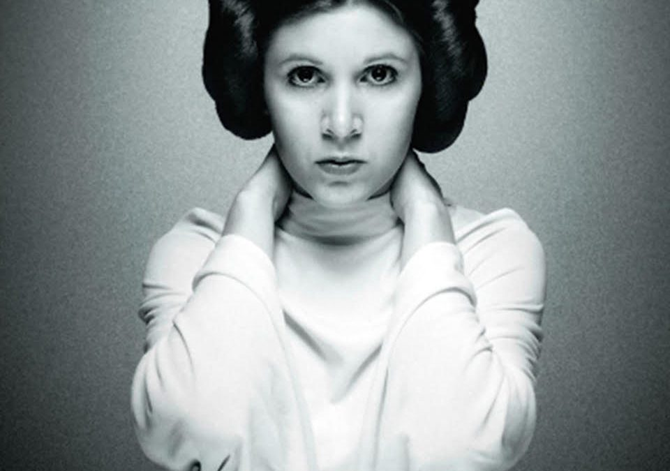 Carrie Fisher, Our Princess, Passess Away
