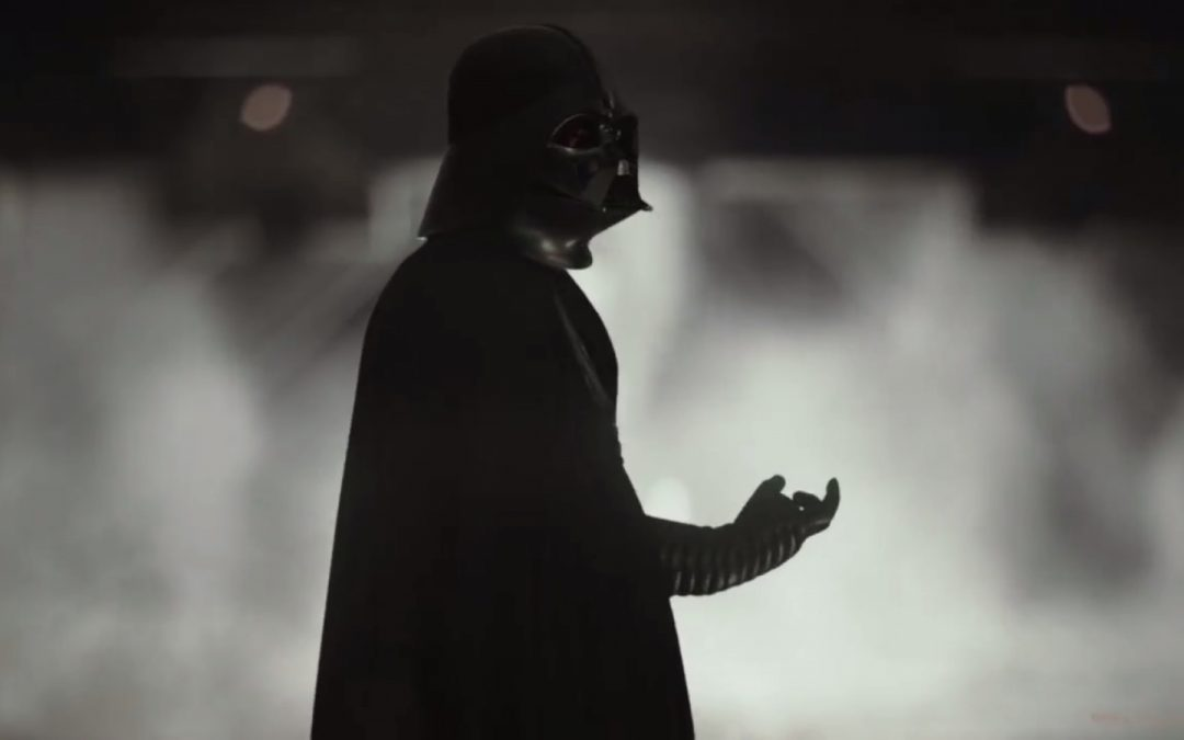 The Force is Strong with Rogue One: A Star Wars Story
